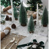Winter Wonderland Festive Christmas Tablescape