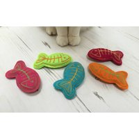 Catnip Toys, Freaky Fish Cat Toy
