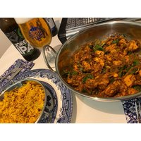 Beer And Curry Night In
