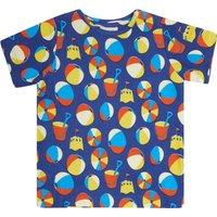 All Over Print T Shirt Beach Days