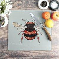 Red Bumblebee Chopping Board