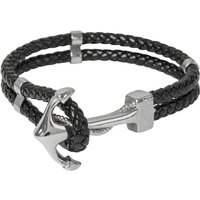 Mens Leather Bracelet Designer