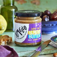 Smooth Salted Date Almond Butter 2x170g