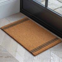 Triple Stripe Doormat