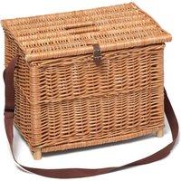 Prestige Wicker Traditional Wicker Fishing Basket