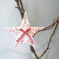 Nordic Star Tree Topper