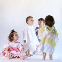 Personalised Childs Beach Poncho Kaftan