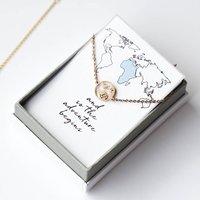 Around The World Wanderlust Necklace