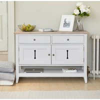 Ridley Grey Small Sideboard