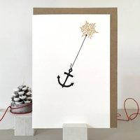 Anchor Christmas Card