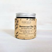 Moroccan Clay Anti Ageing Face Mask