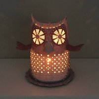 Children's Decorative Owl Night Light