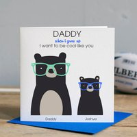 Cool Daddy Card