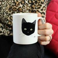 Crazy Cat Lady, Personalised Mug