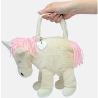 Unicorn Hand Bag With Personalised Heart