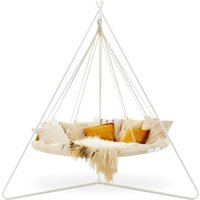 Floating Teepee Bed
