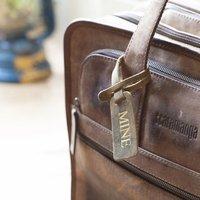 Personalised Bag Tag