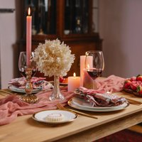 Date Night Tablescape Table Décor Package