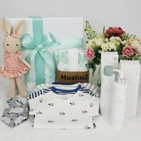 Welcome To The World New Baby Gift Box