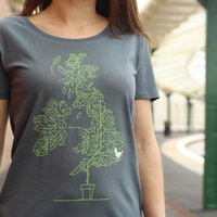 Personalised Gardening T Shirt