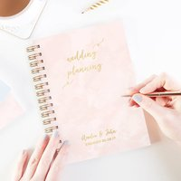Engagement Gift Blank Wedding Planner
