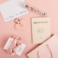 Bridesmaid Personalised Gift Bag Set