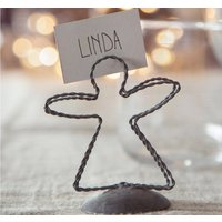 Angel Place Card Holder