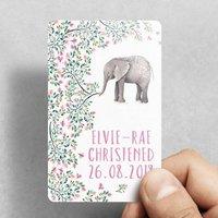 Christening Keepsake Card Wallet Purse Z1d