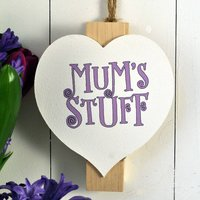 Big Peg 'Mum's Stuff'