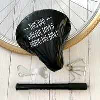 'This Dad Wheelie Loves...' Cycling Father's Day Gift