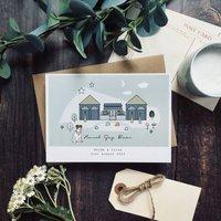 Bespoke Venue Illustrated Wedding Invitation