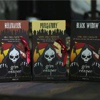 Grim Reaper Ghost Chilli Chocolate Trio
