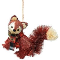 Woodland Fox Animal Decoration
