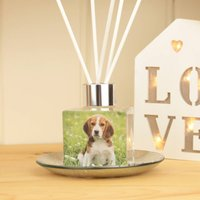 Personalised Pet Photo Reed Diffuser