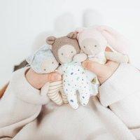 Snuggly Baby Benji Bear