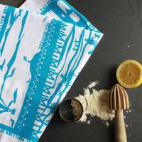 Brighton Rocks Tea Towel