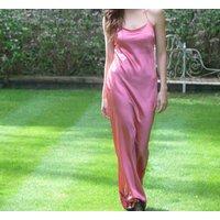 Amara Luxury Silk Gown