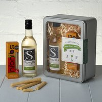 Emergency White Wine And Nibbles Kit
