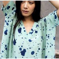 Pure Silk Tunic Kaftan