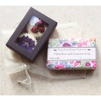 Natural Soap And Two Bubble Bathmelts