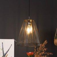Glass Pane Pendant Light