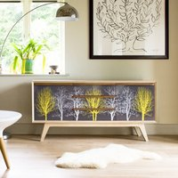 Trees Hand Made Sideboard
