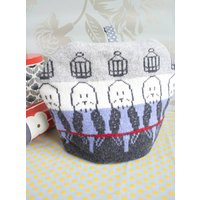 Budgie Knitted Tea Cosy