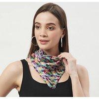 Brushstrokes Silk Neckerchief