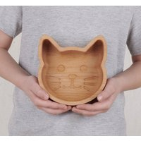 Personalised Eco Friendly Cat Food Bowl Made In Britain