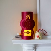 Chinese New Year Lantern Decoration 2021 New For 2021
