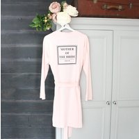 Mother Of The Bride Wedding Robe