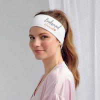Personalised Bridal Party Beauty Headband