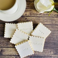 Thinking Of You Bereavement Biscuit Gift Box