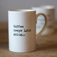 Personalised 'Until It's Acceptable' Mug